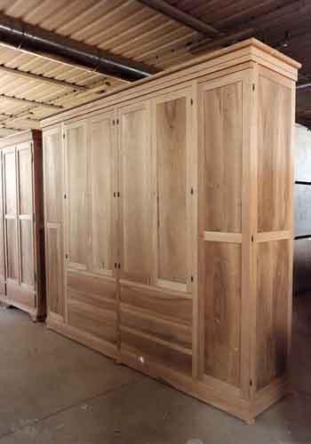 Produzione Camere da letto in legno