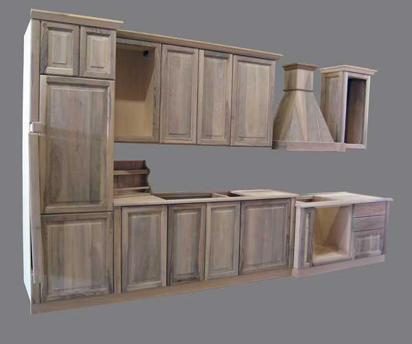 Produzione cucine in legno cerea for Produzione cucine