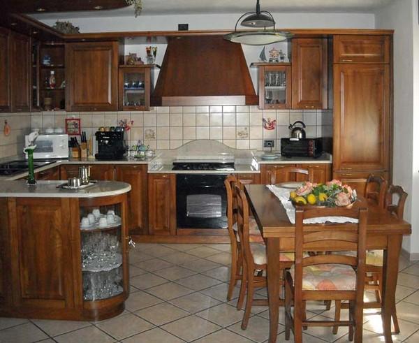 Produzione Cucine in legno - Cerea